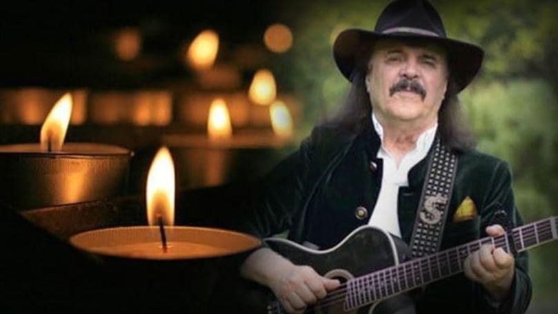 Iurie Sadovnic a murit. Poliția: Celebrul interpret s-a sinucis