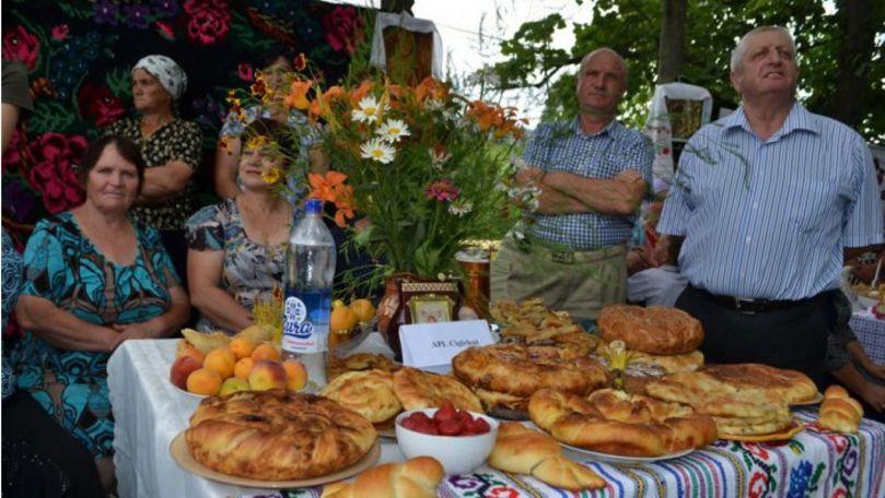 În raionul Ialoveni se va desfăşura festivalul La vatra plăcintelor