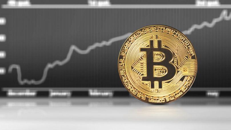 Bitcoin urcă la un nou maxim istoric