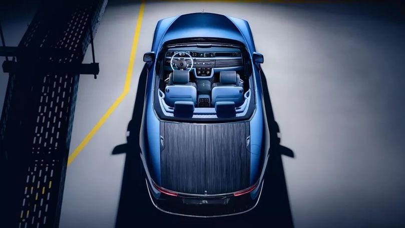 Rolls-Royce a lansat cea mai scumpă mașină din lume: Prețul și dotările