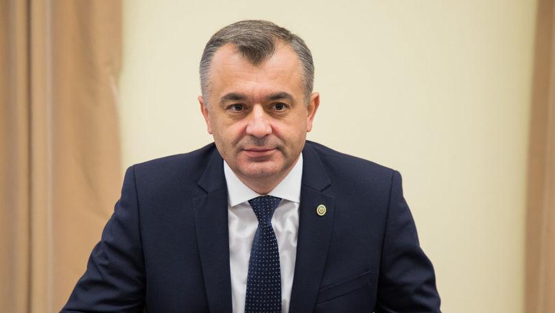 Premierul Chicu anunță ce se va întâmpla de luni în R. Moldova