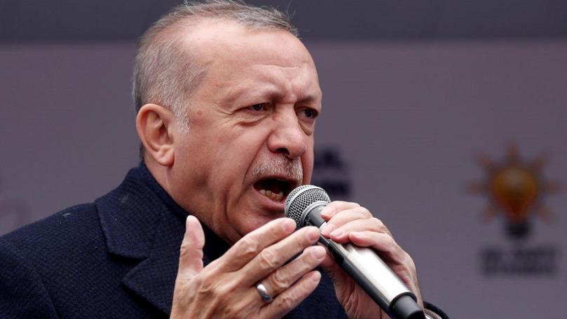 Erdogan îşi reiterează apelul de organizare de noi alegeri municipale