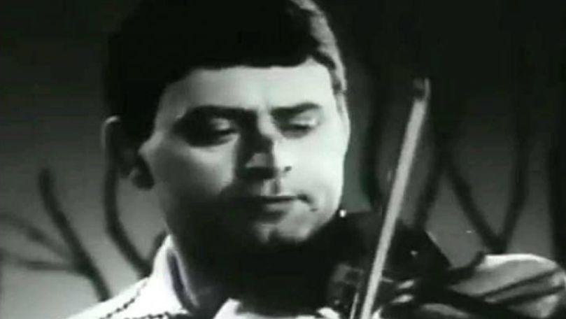 S-a stins din viață dirijorul și violonistul Valeriu Negruța