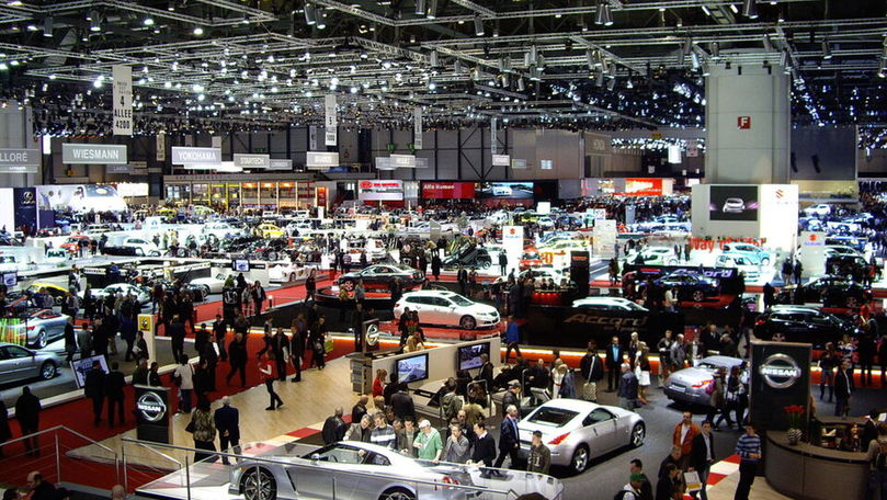 Salonul Auto de la Geneva se anulează și în anul 2021
