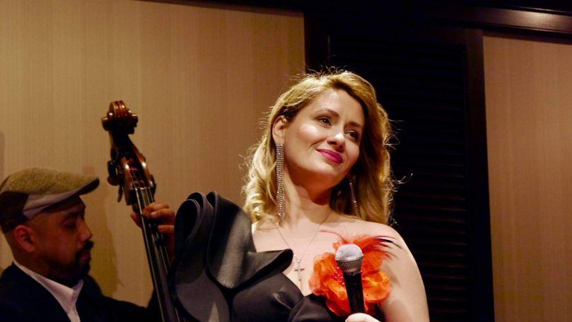 O moldoveancă interpretă de jazz a cucerit Japonia cu vocea sa