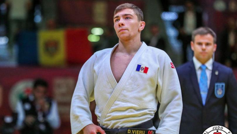 Judocanul Denis Vieru a luat locul 5 la Mastersul de la Doha