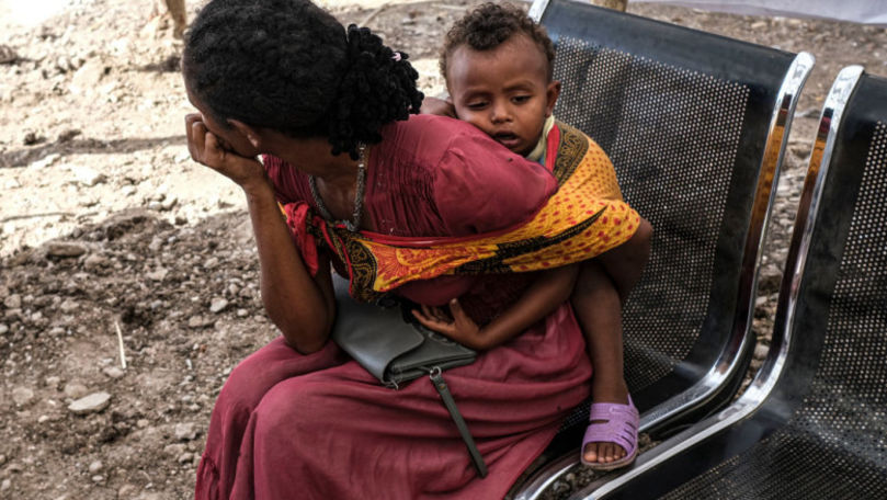 ONU: Foamete într-o regiune din Etiopia. Mii de oameni nu au ce mânca