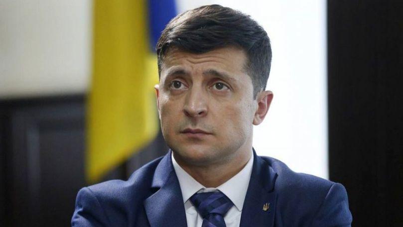 Zelenski: Ucraina și Moldova au un țel comun, să retragă trupele rusești