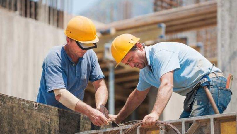 Câte autorizaţii pentru construcții au fost eliberate în anul curent