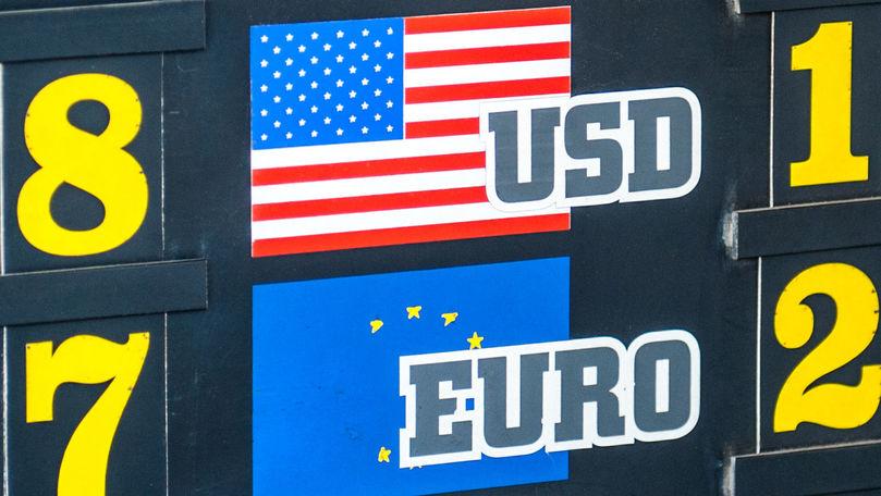 Curs valutar 27 septembrie 2021: Cât valorează un euro și un dolar