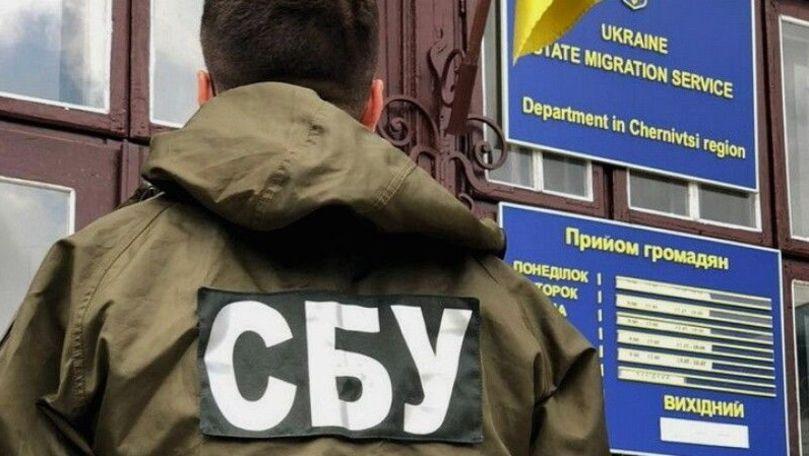 Grup criminal, deconspirat în Ucraina: Printre bănuiți sunt și moldoveni