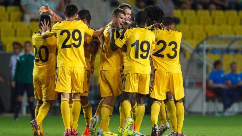 Sheriff Tiraspol a reușit scorul sezonului în Divizia Națională