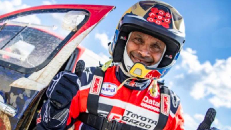 Nasser Al-Attiyah a câștigat a treia etapă în clasa auto în Raliul Dakar