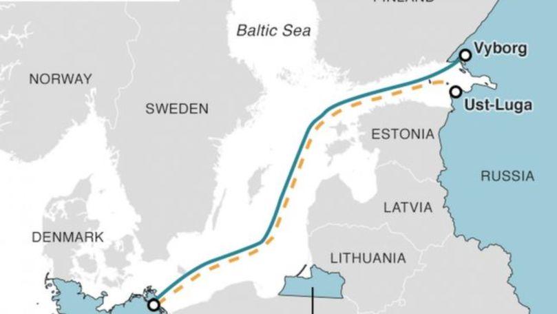 SUA şi Germania vor să pună capăt disputelor gazoductului Nord Stream 2