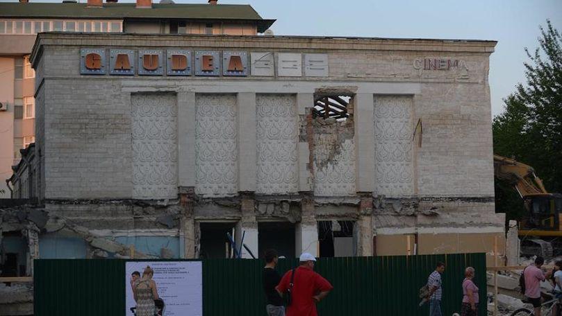 Demolarea cinematografului Gaudeamus poate fi reluată