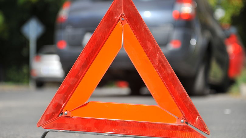 Accident grav la Tiraspol cu implicarea unui microbuz de rută: 5 răniți