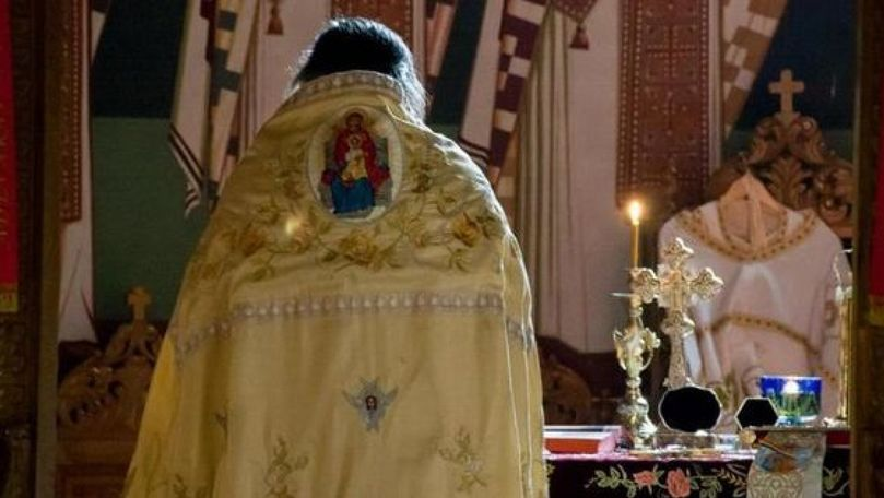 Un preot l-ar fi bătut pe un enoriaș la Călărași: Precizările Poliției