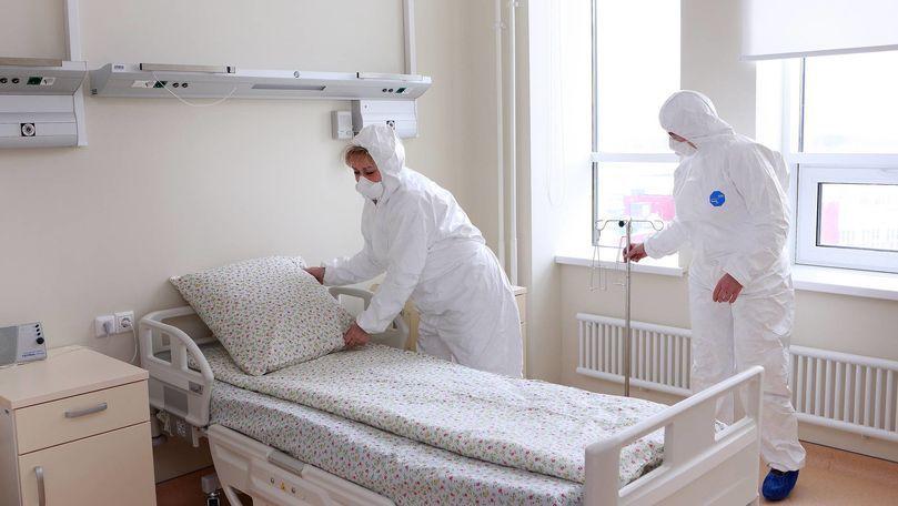 Încă 153 de pacienți vindecați, externați. Bilanțul ajunge la 9.382