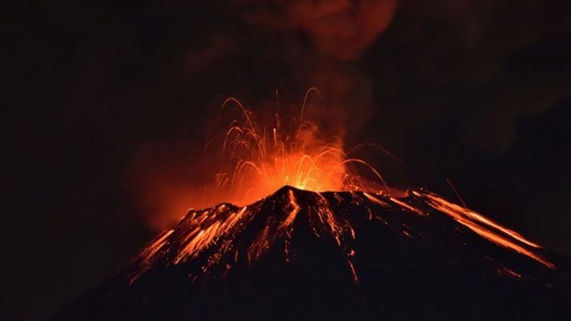 Vulcanul din Islanda a erupt: Impresiile unei moldovence care a urmărit fenomenul