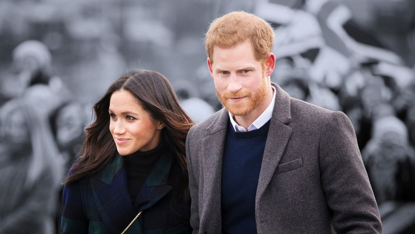 Netflix anunţă primul său serial cu prinţul Harry şi soţia sa Meghan