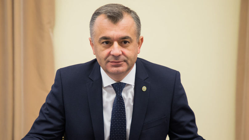 Ion Chicu își lansează propriul partid: Cine sunt membrii echipei