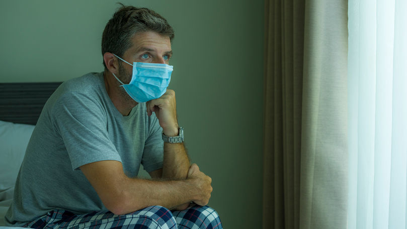 Sechele după COVID-19: Unii pacienți au probleme în a-și relua viața