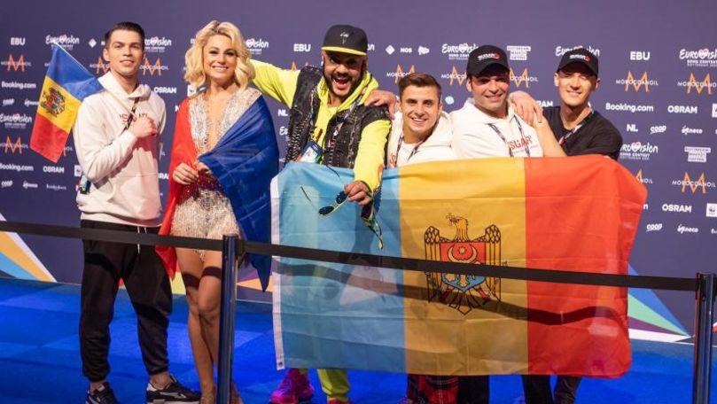 Gordienko, despre participarea la Eurovision: Cred sincer că am reușit
