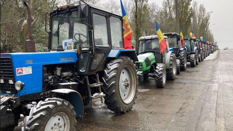 Antreprenor, despre protestele fermierilor: Acțiune cu iz politic