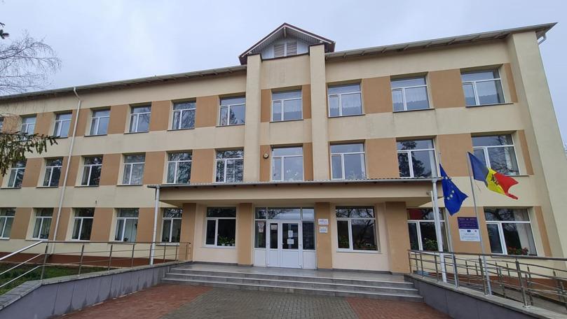 Gimnaziul Valeriu Bulicanu din raionul Nisporeni, reabilitat termic