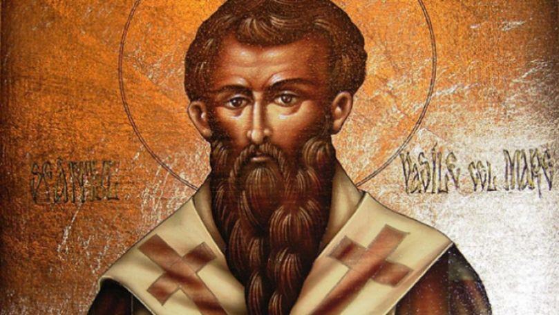 Creştinii ortodocşi de stil vechi îl sărbătoresc pe Sfântul Vasile cel Mare