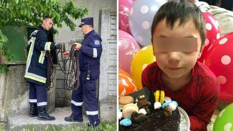 Copilul dispărut din Hâncești, căutat de voluntari și prin fântâni