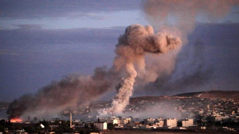 Lovitură aeriană a Israelului în Siria: Patru persoane au murit