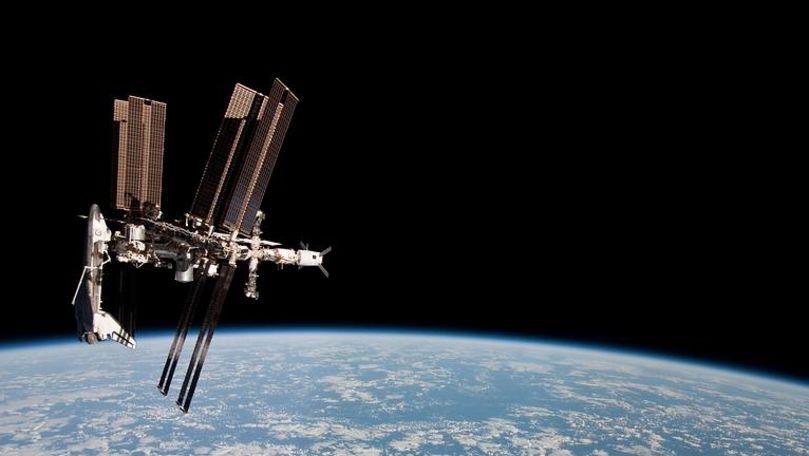 NASA: Modulul rusesc Nauka a lansat accidental rachetele de dirijare