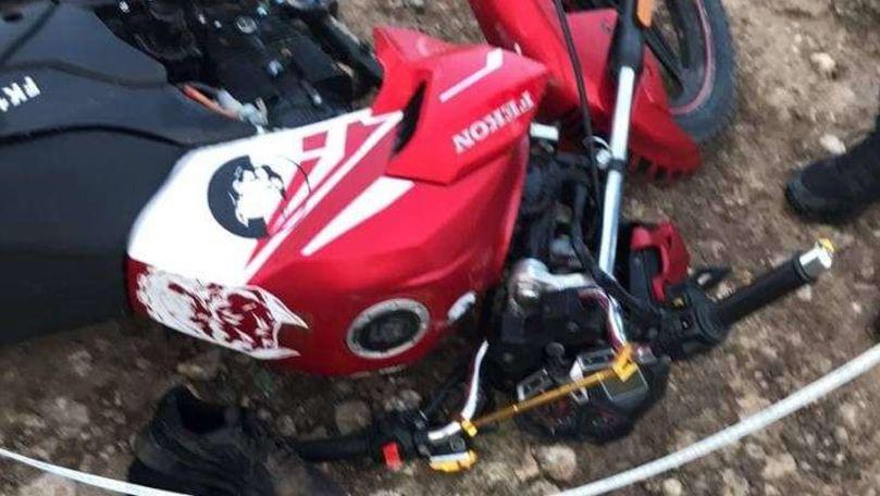 Tragic accident la Anenii Noi: Un motociclist de 25 de ani a murit
