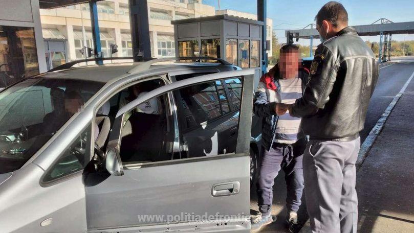 Moldovean, prins cu acte false: Ce urma să facă cu documentul cumpărat