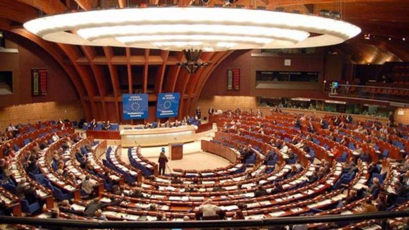 Ucraina a retras cererea de a primi observatori ai Consiliului Europei