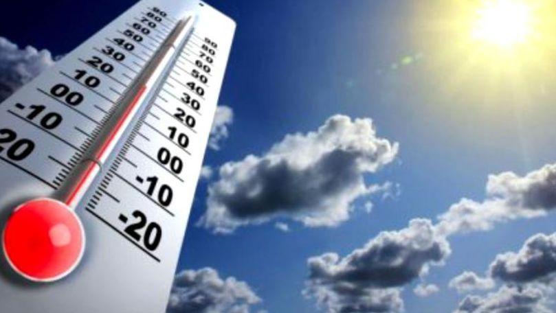 Meteo 19 mai 2019: Ce temperaturi ne așteaptă pe tot parcursul zilei