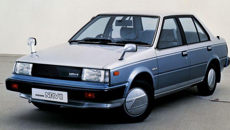 Mașina veche de 40 de ani care are toate dotările unei mașini moderne