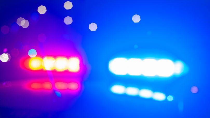 Bărbat, bătut la o benzinărie de o judocană și un polițist din Hâncești