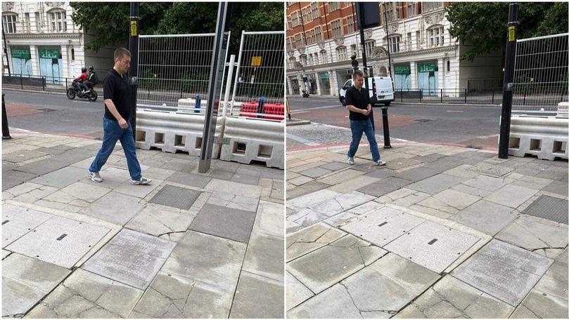 Platon, pe străzile Londrei. Ce face acolo: Am avut câteva întrevederi