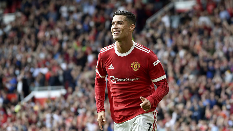 Ronaldo, după revenirea la Manchester United: Eram foarte nervos