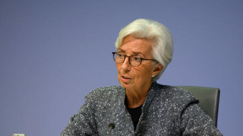 Șefa BCE: Reimpunerea restricţiilor va afecta relansarea economică
