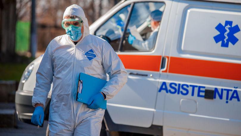 Veste bună: Peste 2.200 de lucrători medicali din țară s-au tratat de COVID-19