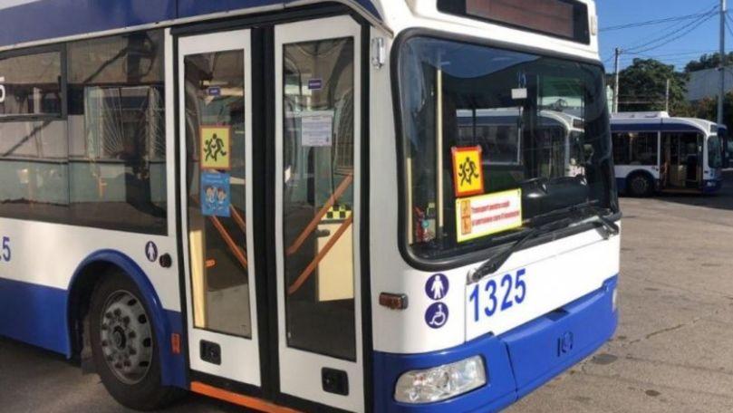 Transport pentru elevi. Spataru: Autoritățile din Bălți pot găsi soluții