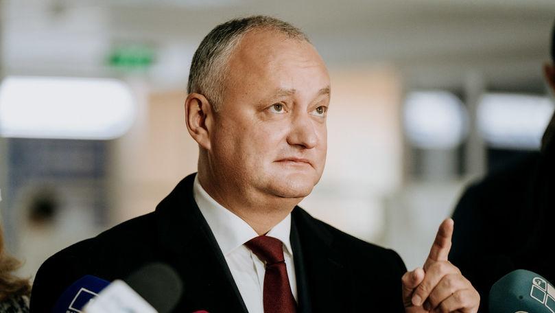 Dodon: Profesorii turci au fost expulzați civilizat din R. Moldova
