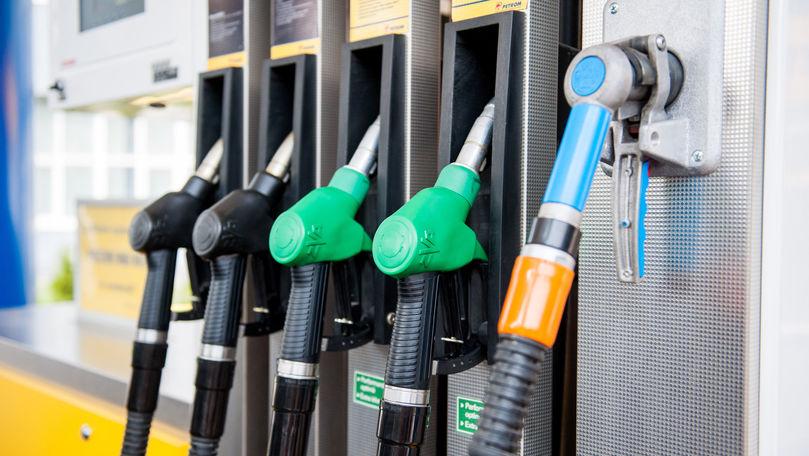 Prețurile la carburanți au crescut din nou în Republica Moldova
