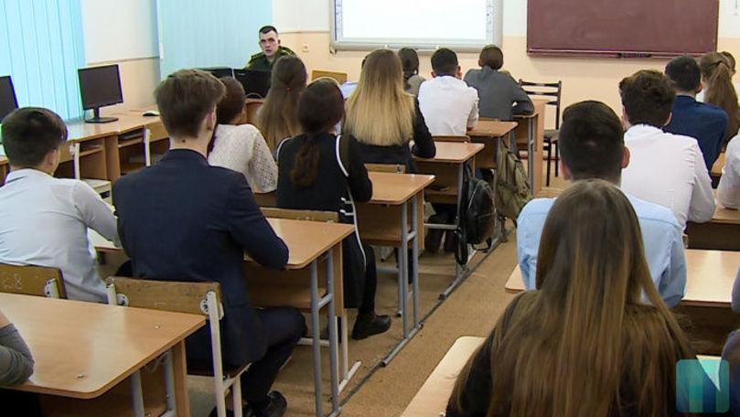 Ombudsman: Condițiile sanitare din școli nu corespund standardelor OMS