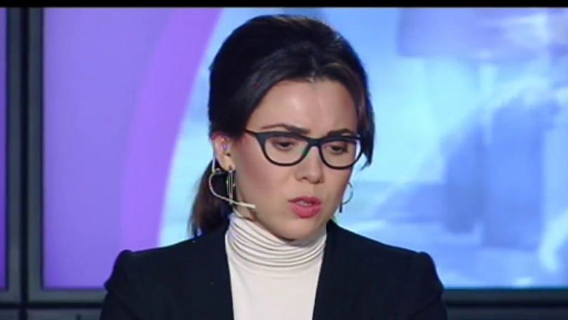 Mesaj nou de la Natalia Morari: Lăsați TV8 în pace. Am un singur regret