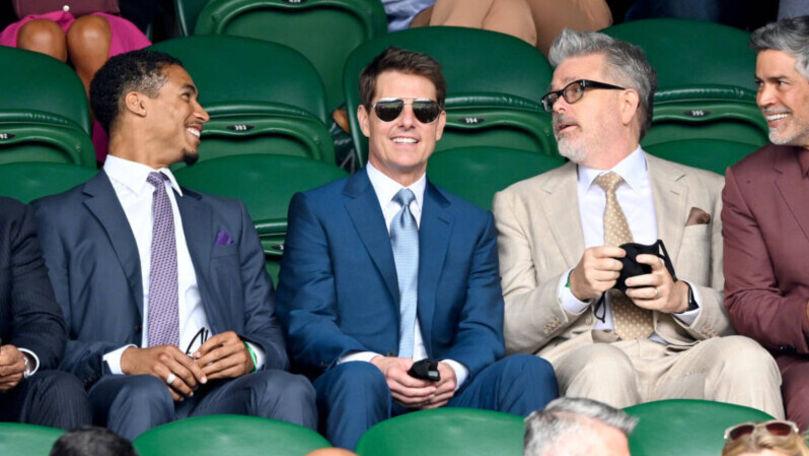 Tom Cruise, de nerecunoscut: Ce s-a întâmplat cu fața actorului
