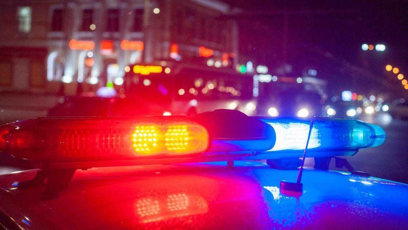 Grav accident la Șoldănești: 2 tineri, transportați la spital